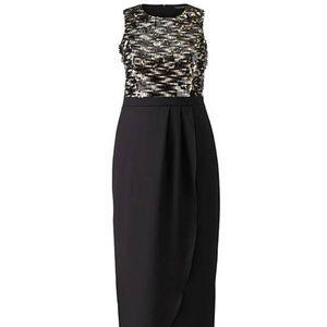 🌹New! Little Mistress | Wrap Skirt Maxi Dress 20